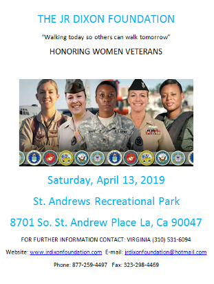 Honoring Women Veterans 2019